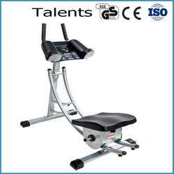 GYM equipment abdominal exercise, ab coaster ,abdominal trainer Factory