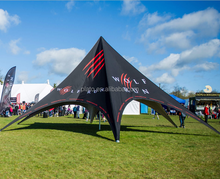 Popular custom advertising star shade tent / black large event star te. & Shade star tent Shade star tent direct from Guangzhou Plato ...