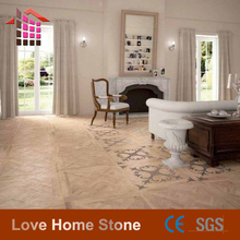 Classic Shayan beige beige marble reconstituted marble