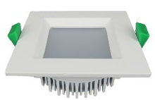 ip44 samsung square downlight 10w 12w square led downlight 100mm lm79 lm80 tm21 LCP test report
