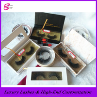 Factory Price Mink Eye Lashes Private