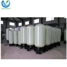 FRP actived carbon& sand filter tank for RO water treatment