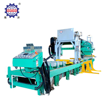 Horizontal Wood Cutting Band Saw Big Wood Saw Mill