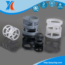 Tower Packing Media Plastic Polypropylene Pall Ring