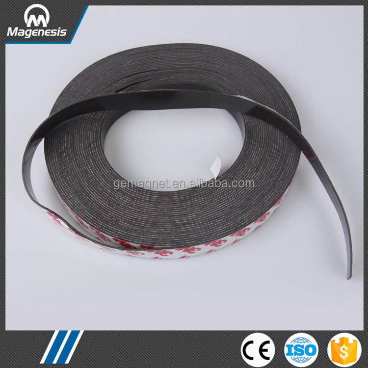 2017 customized quality assured rubber magnet pvc flexible plastic sheet