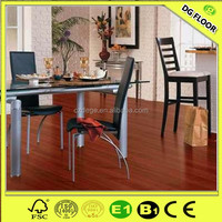 Basketball court pvc HDF laminate flooring