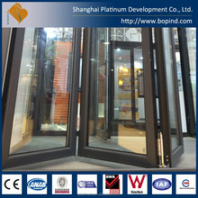 Australian Standard Aluminum Window with Grill Design