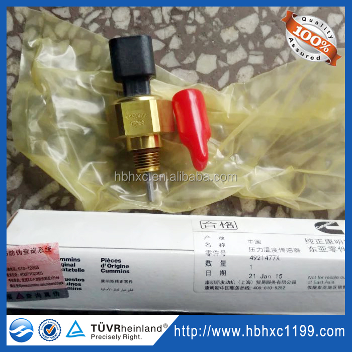 Favorable prices M11 ISM QSM Auto engine Temperature Sensor for Cummins 4921477