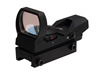 4 Reticle Red Dot 1X22X33 Sight With 11mm Mount