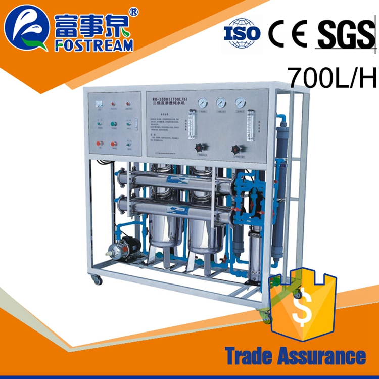 Fostream antibacterial water filter, manufacture ro pure water equipment