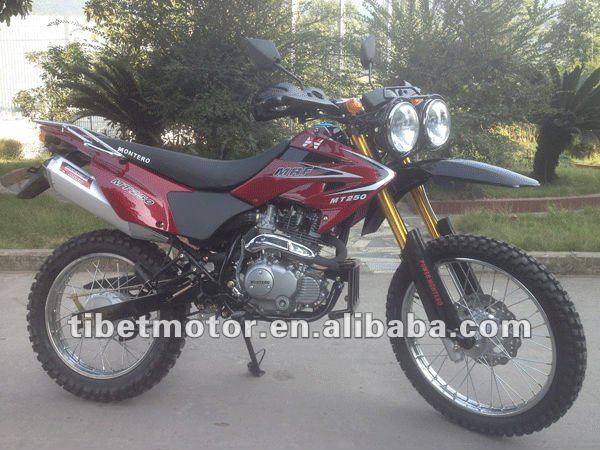 motorcycle 250cc 2012 XRE300 sport racing motorcycle ZF200GY-4