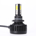 12 months warranty waterproof super bright 9005 led headlight bulbs light in car