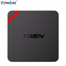 Newest Android 6.0 Amlogic S905X chip KODI 16.1 HD 1GB DDR3+8GB EMMC small and design T95N-Mini MX+4K TV Box