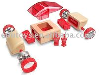 Automoblox Wood Car Craft Toys mould 985002