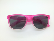 FREE SAMPLE Cheap promotional Justin style sunglasses UV400 CE FDA approved DLC9019-838-4