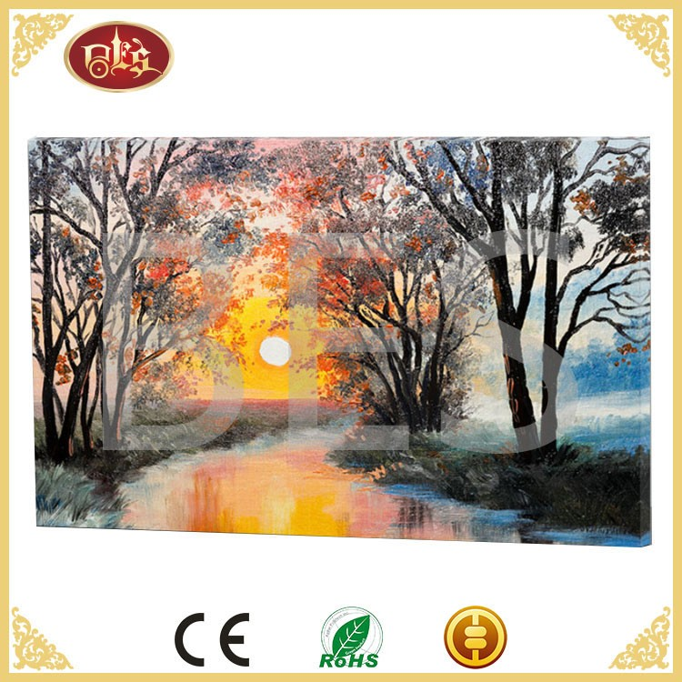 chinese supplier classical oil painting