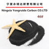 Refining top grade black fused alumina/corundum for polishing