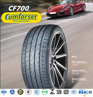 COMFORSER brand Wholesale Price 13 Inch Radial Car Tire 205 55 16