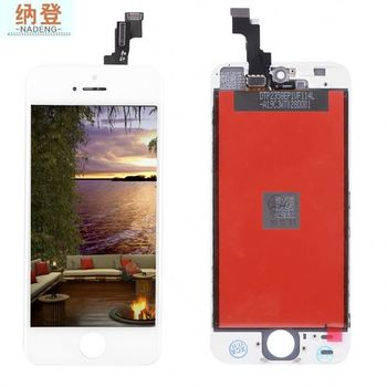 China factory lcd for iphone 5s screen digitizer with Good price