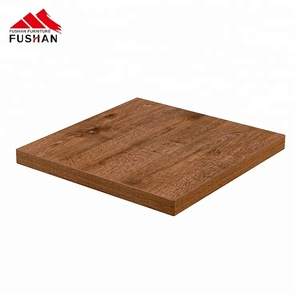 Modern high quality square table top restaurant dining table for sale