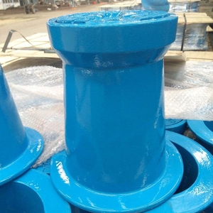 DIN4056 DIN 4056 Water meter boxes lids ductile iron surface boxes
