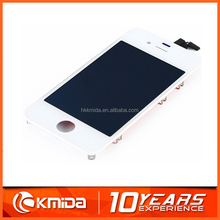 Glass touch screen digitizer for iphone 4s, chinese supplier produce glass touch screen original for iphone