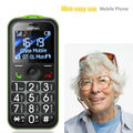 New arrival mobile phone for senior, simple and easy to use cell phone for old people