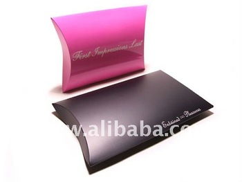 Coated paper box