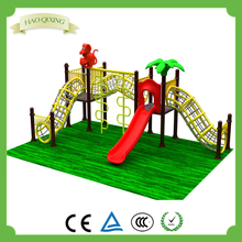 Kids love outdoor rock climbing equipment , commercial children's playground climbing