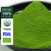 Private Label Wholesale Organic Matcha Green