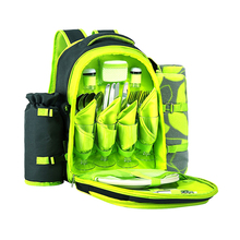 High quality eco friendly family shoulder picnic backpack