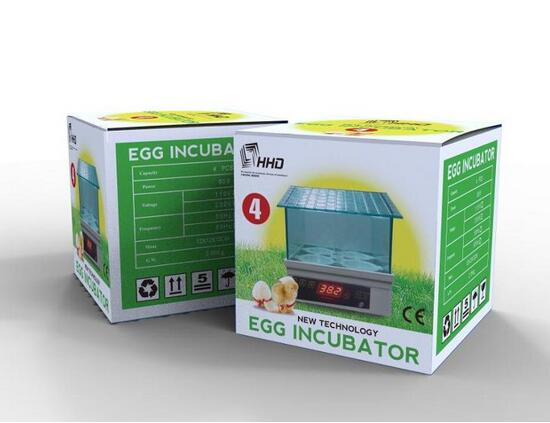 Small eggs Automatic chicken, HHD 4 eggs poultry incubator hatching machine for sale, cheaper egg incubator