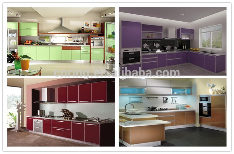 2016 modular complete solid wood carcass and door kitchen for Cheap kitchen carcass