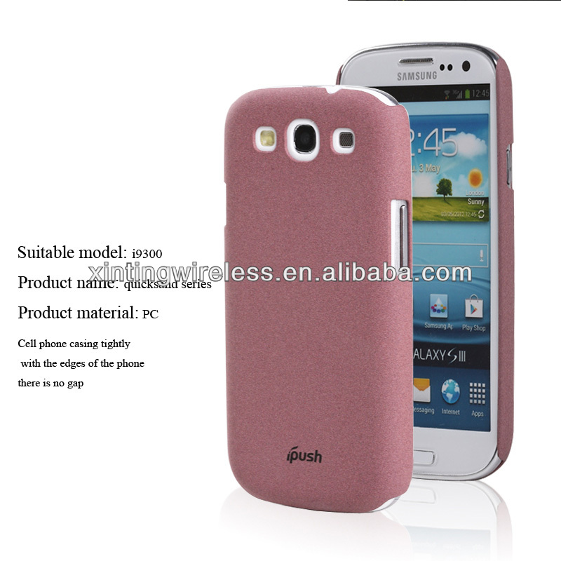 Hight Quality Factory Price Cell Phone Cover For Samsung Galaxy S3 I9300 Phone Cover