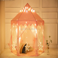 Princess Baby Girls Kids Tent Star Shining Children Play Castle Tent with competitive price