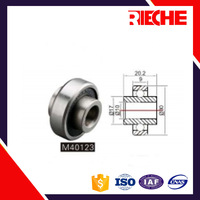 advanced technology angular contact ball special bearing