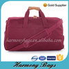 Factory supplier customized large plain duffel bag