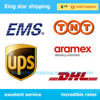 shipping to ECUADOR/ PERU/BOLIVIA by dhl/ups/fedex/tnt/ems/aramex