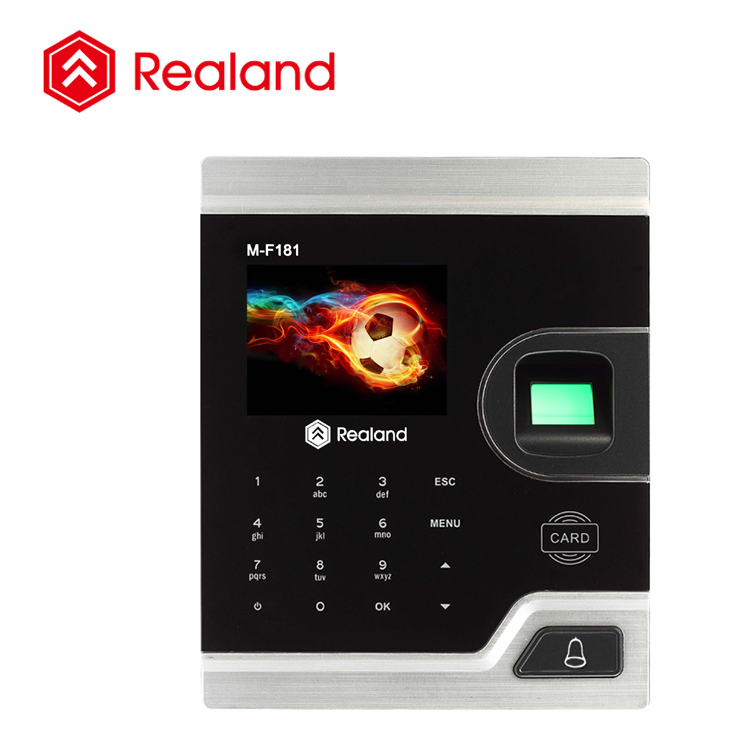 Realand M-F181 Biometric System Thumb Scanner Machine Wiegand Access Control Board