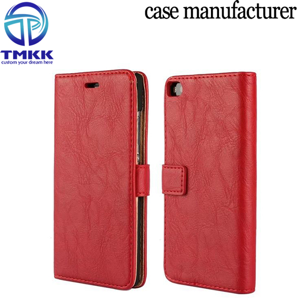 For Huawei Ascend P8 PU Leather Mobile Phone Case Cover P8011