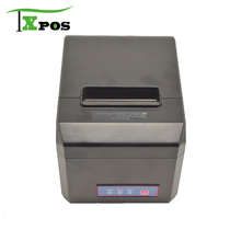 High speed kitchen USB 80mm thermal receipt printer with cutter