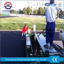 High qulity construction paver machine for running track