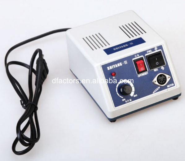 Dental portable Nail Polisher Dental portable mini Micro motor Brushless Machine Electric Motor Low Speed nail polishing