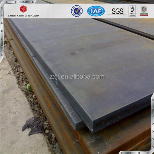 China products structural steel Q235 SS400 ASTM A36 Q345 steel plate