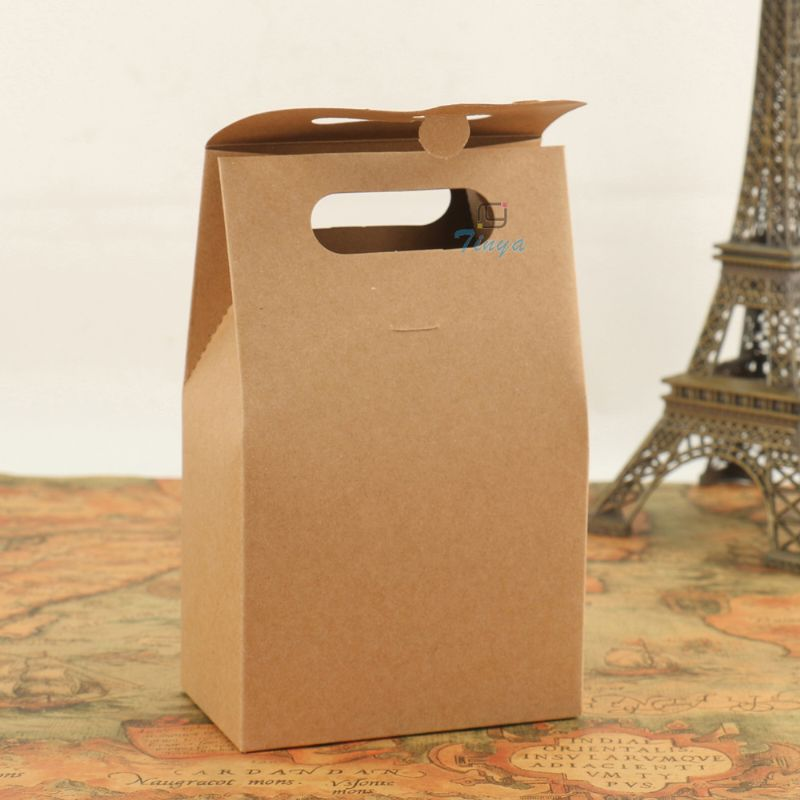 cheap kraft box paper packaging for spices