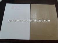 SINGLE PE COATED PAPER FOR KRAFT PAPER