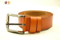 Brown Leather Belt For Man 2016