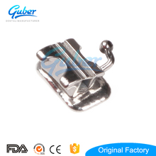Hot selling stainless steel orthodontic convertible buccal tube