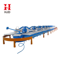 Automatic Oval Textile Screen Printing Machine