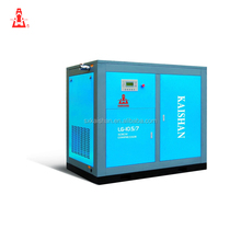 Low price of rotary air compressor LG-16/13G for sand blasting